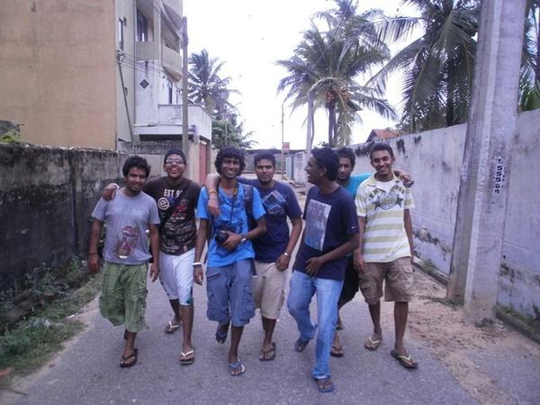 Great Friends, Great Stories by SahanKekiriwaragoda