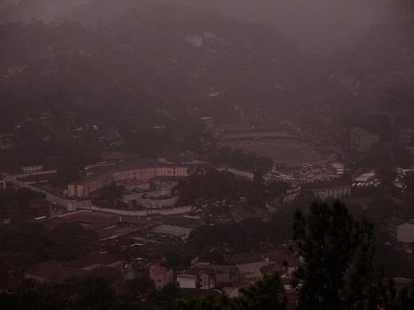 Hilltop, Kandy by SahanKekiriwaragoda