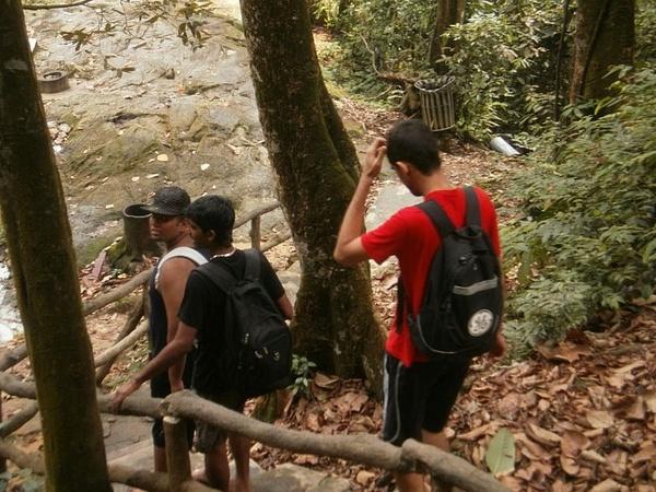Kanching Falls by SahanKekiriwaragoda