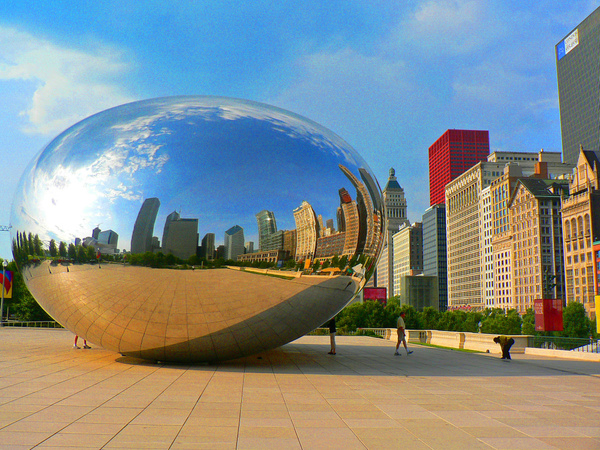 Chicago IL (2) by Gary Acaley