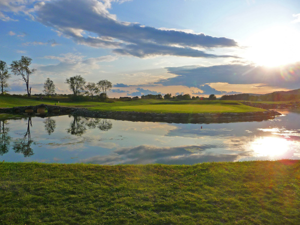 Golf WI (2) by Gary Acaley