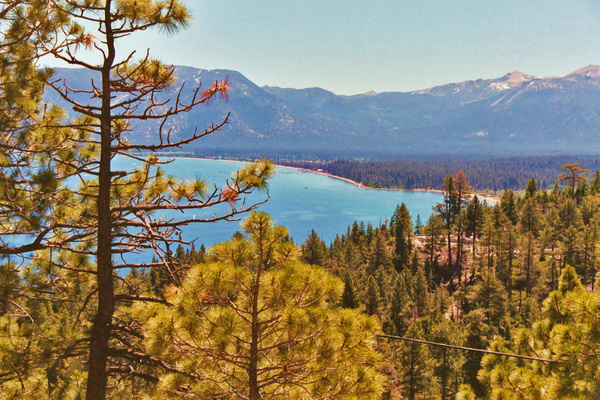 Lake Tahoe by Gary Acaley