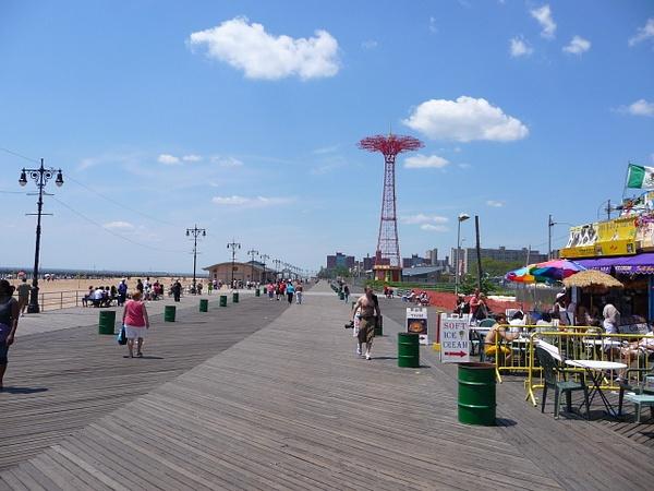 Coney Island NY (2) by Gary Acaley