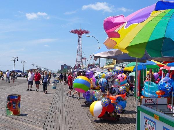 Coney Island NY (3) by Gary Acaley