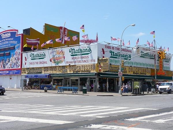 Coney Island NY by Gary Acaley