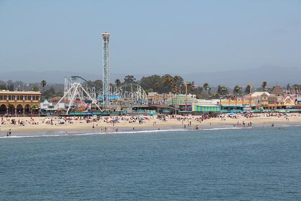 Santa Cruz CA by Gary Acaley