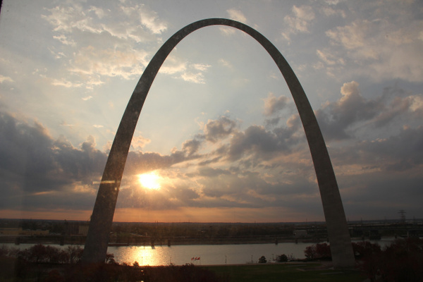 St Louis MO by Gary Acaley