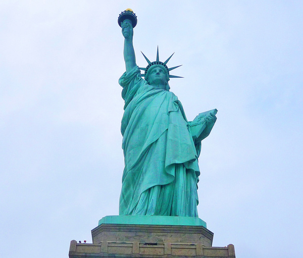Statue of Liberty by Gary Acaley