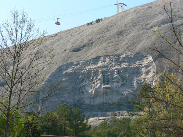 Stone Mountain GA by Gary Acaley