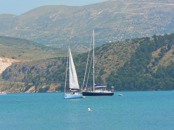 Argostoli Greece (5) by Gary Acaley