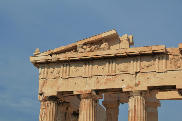 Athens Greece (2) by Gary Acaley