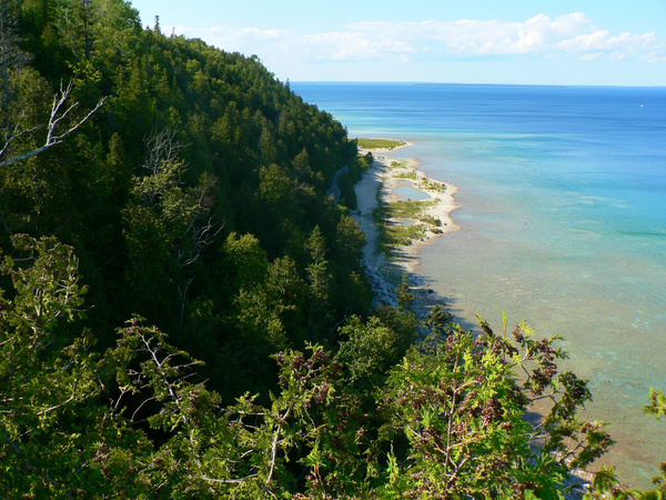 Mackinaw Mi by Gary Acaley