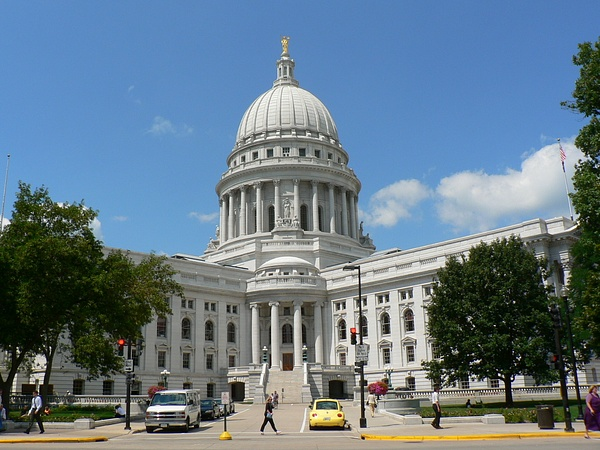 Madison WI by Gary Acaley