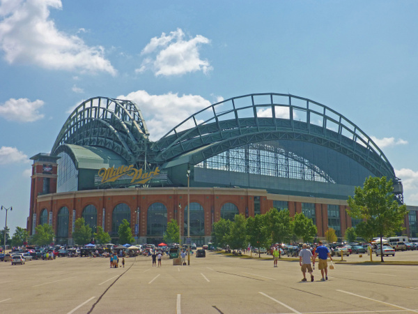 Miller Park WI by Gary Acaley