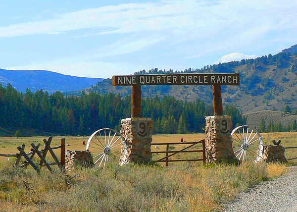 Montana NineQuarter by Gary Acaley