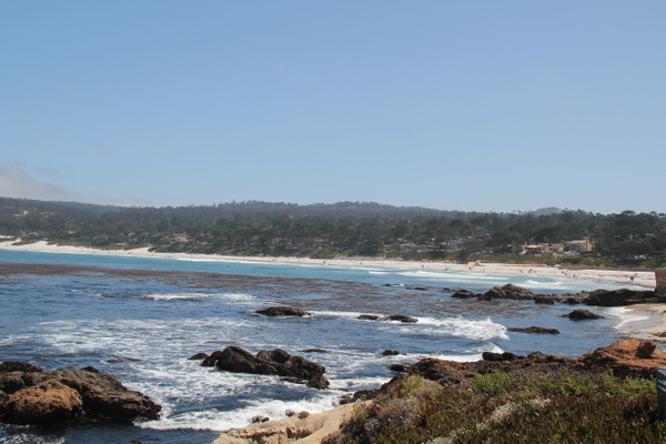 Monterey CA (3) by Gary Acaley