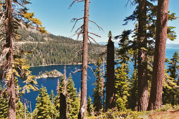 Nevada Lake Tahoe by Gary Acaley