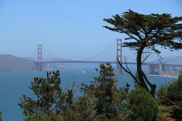 San Francisco (3) by Gary Acaley