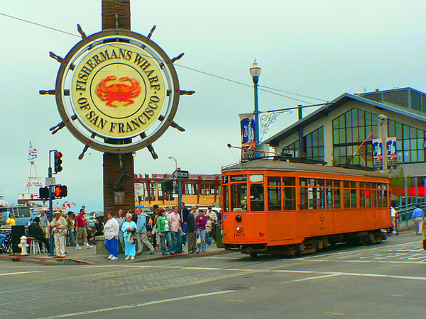 San Francisco (4) by Gary Acaley