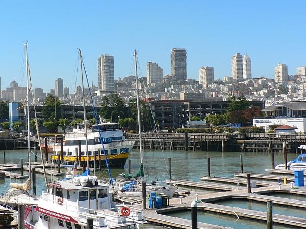 San Francisco (5) by Gary Acaley