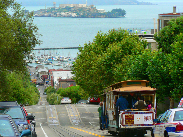 San Francisco (8) by Gary Acaley