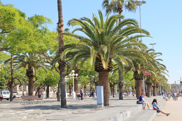 Barcelona (3) by Gary Acaley