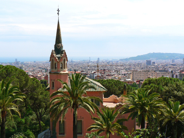 Barcelona (5) by Gary Acaley