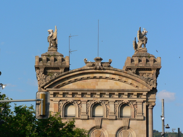 Barcelona (6) by Gary Acaley