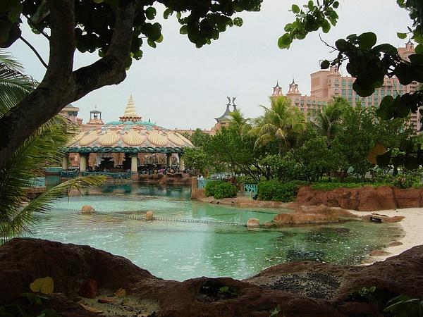 Atlantis Bahamas by Gary Acaley