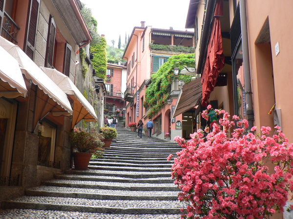 Bellagio Italy by Gary Acaley