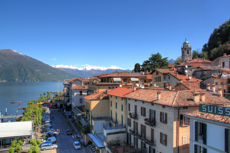 Bellagio town