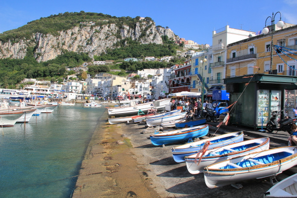 Capri Italy (2) by Gary Acaley