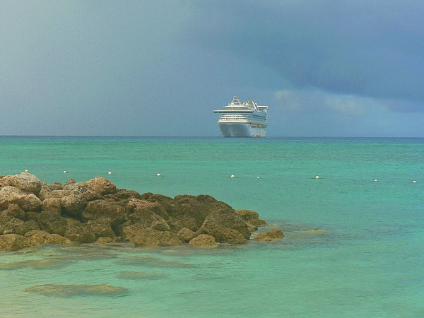 Carribean (5) by Gary Acaley