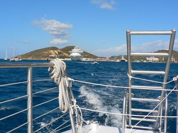 Carribean St Martin by Gary Acaley