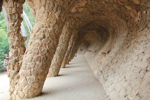Barcelona Gaudi (3) by Gary Acaley