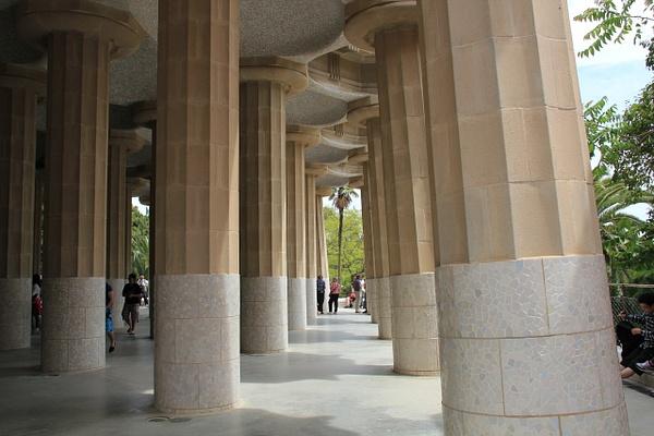 Barcelona Gaudi (5) by Gary Acaley