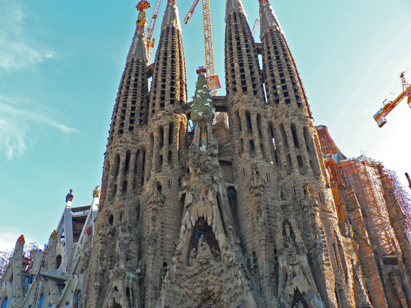 Barcelona Gaudi (6) by Gary Acaley