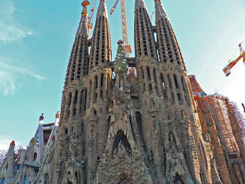 Barcelona Gaudi (6)