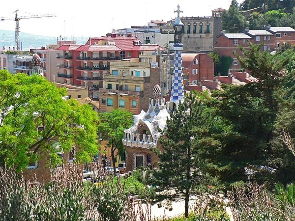 Barcelona Gaudi (9) by Gary Acaley