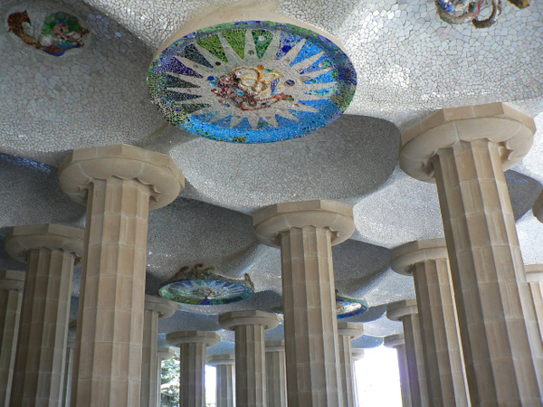 Barcelona Gaudi (11) by Gary Acaley