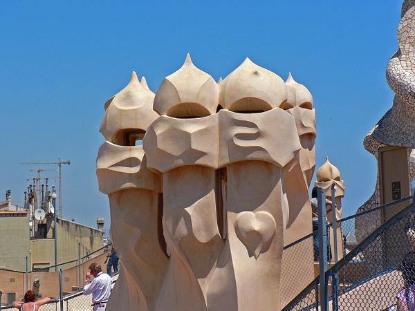 Barcelona Gaudi (19) by Gary Acaley