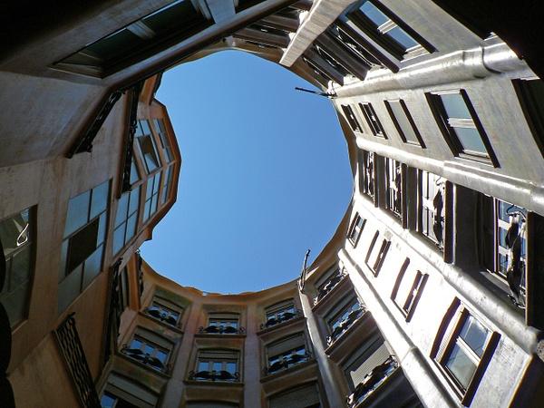 Barcelona Gaudi (24) by Gary Acaley