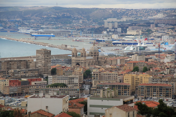 France Marseille by Gary Acaley