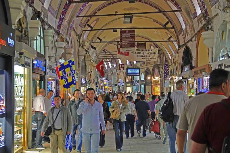 Istanbul Bazaar (1)