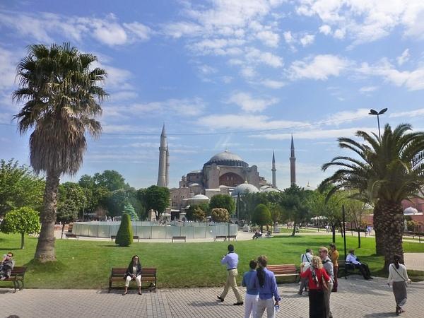 Istanbul Turkey (2) by Gary Acaley