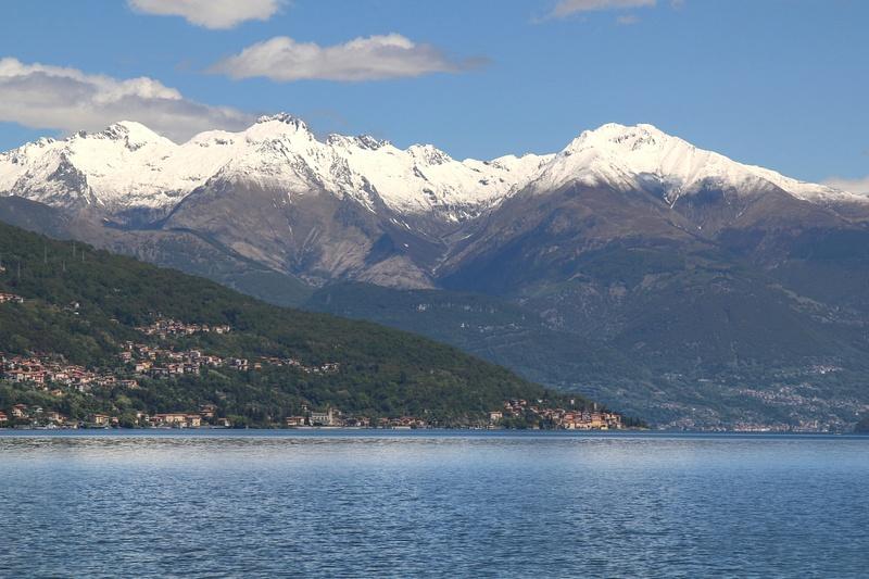 Lake Como Alps