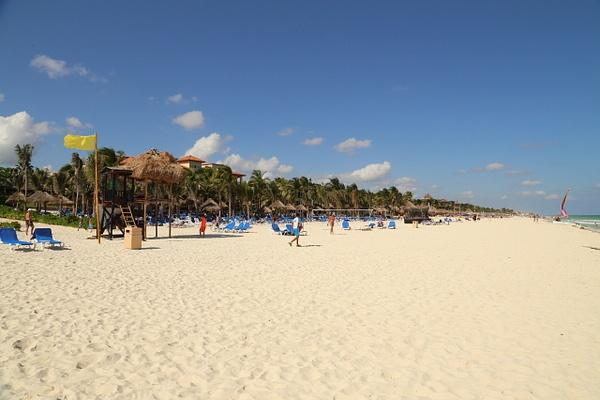 Mexico Beach by Gary Acaley