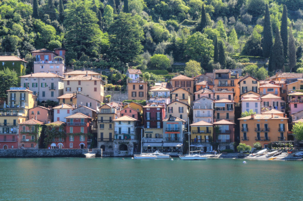 Lake Como by Gary Acaley