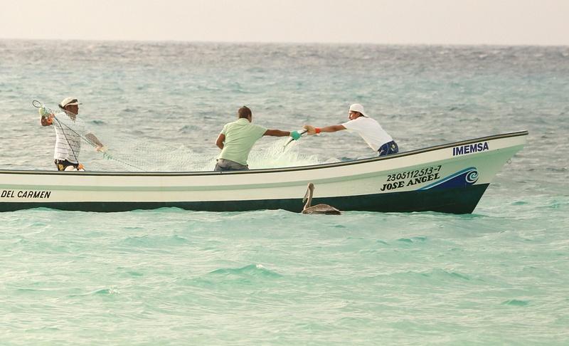 Mexico fisherman