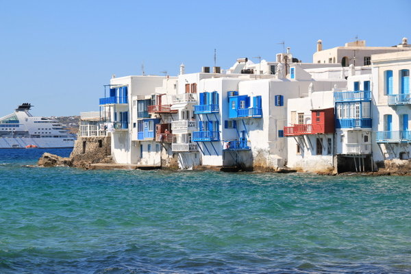 Mykonos 2 by Gary Acaley